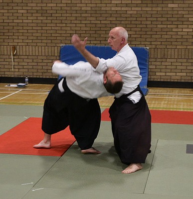 Grimsby Aikido Course – June 2015 – Update 1
